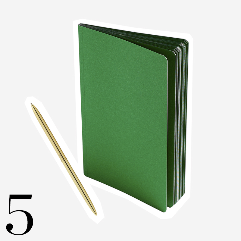 HAY Edge Notebook -muistivihko 8€